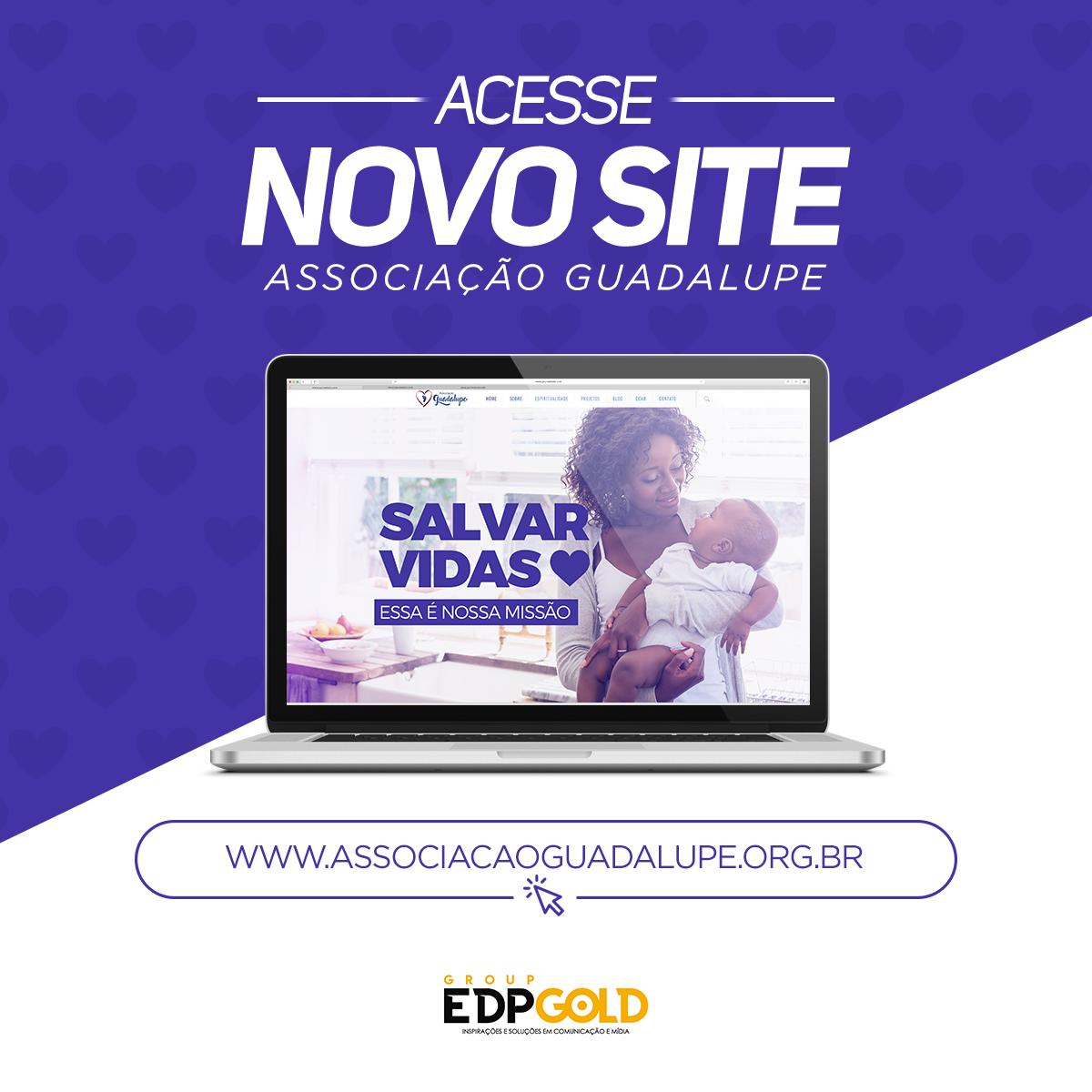 site-associacao-guadalupe-defesa-da-vida-edp-gold-i3s